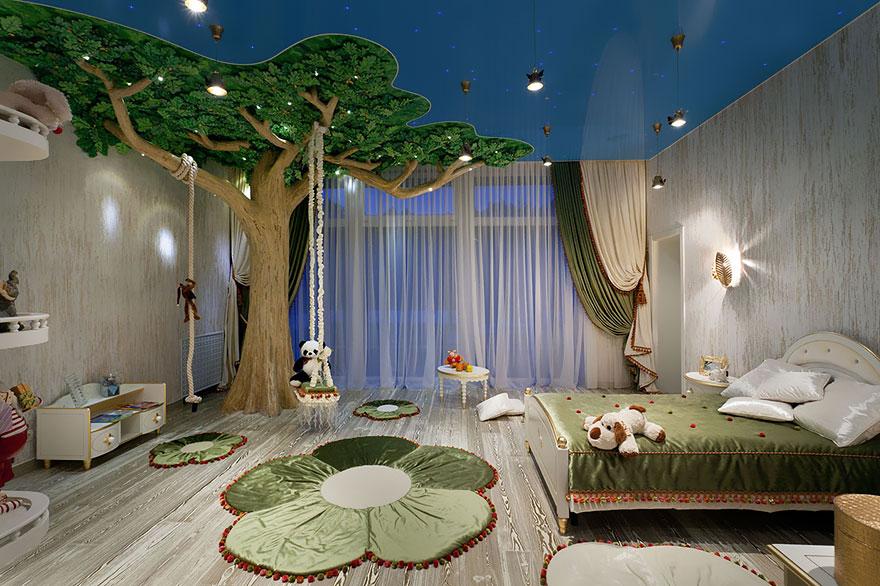 kids room ideas creative-children-room-ideas-15-2 LXAXDEG