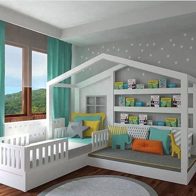 Kids room ideas to add a innovation to your child's space