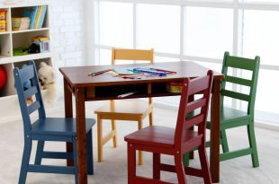 Kids table and chairs lipper childrens rectangular table and chair set - activity tables at  hayneedle WELRMFW