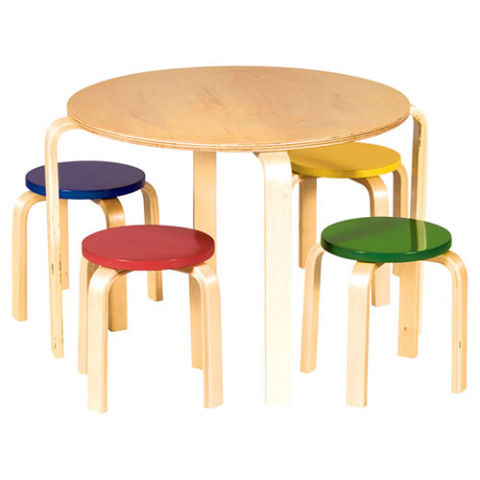 Kids table and chairs nordic wooden table and chairs set TWBLXQJ