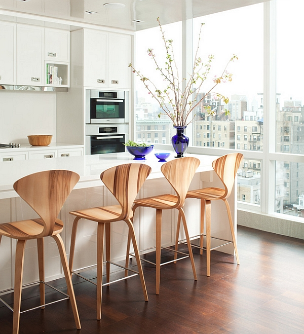 kitchen bar stools view in gallery captivating design of the cherner barstools SWZKJPJ