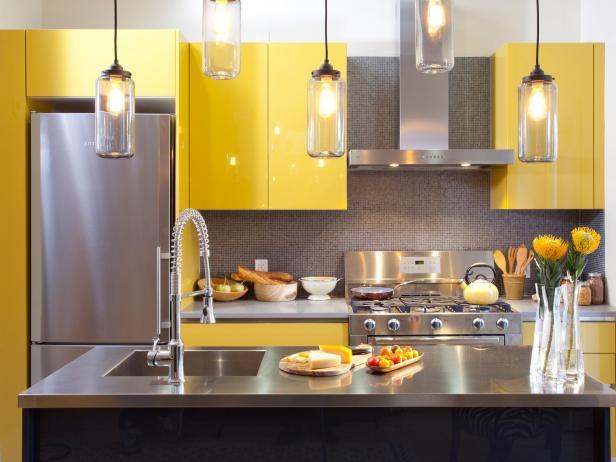 kitchen colour kitchen cabinet color options: ideas from top designers 76 photos QPVOONN