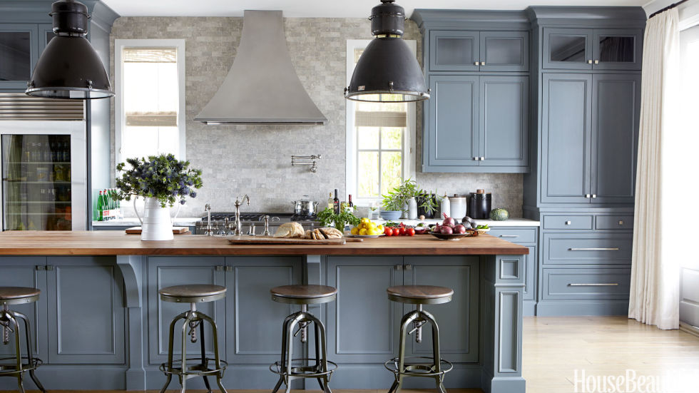 Kitchen looks aesthetic with choicest kitchen colours