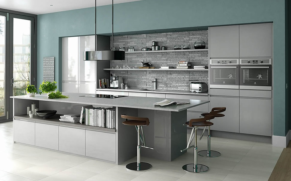 kitchen colours choosing kitchen wall colours | kitchens llandudno, conwy, bangor,  anglesey, rhyl, north BZXFJFM