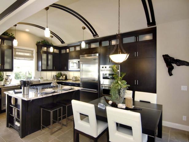 kitchen design ideas kitchen ideas: design styles and layout options 99 photos XBTFQWH