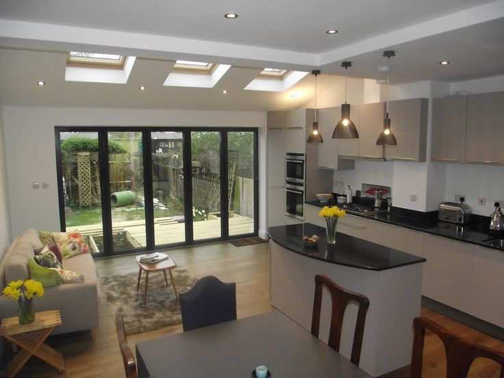 Smarter way to install kitchen extensions