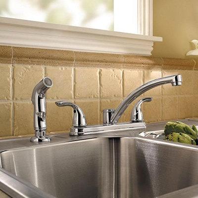kitchen faucet traditional faucets KFLZTJG