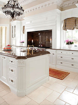 kitchen flooring option tile: when it comes to giving your kitchen a clean and classic look SYBYXKJ