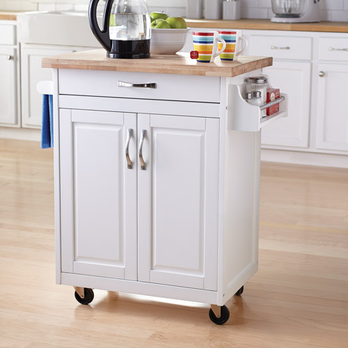 kitchen island cart this button opens a dialog that displays additional images for this product WSKJQJZ