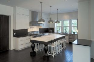 kitchen island tables contemporary kitchen contemporary kitchen. this table-style islandu0027s marble  ... IFGAIYE