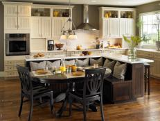 kitchen island tables kitchen island table ideas and options MOWNVZY
