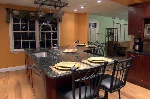 kitchen islands with seating VKVDTNI
