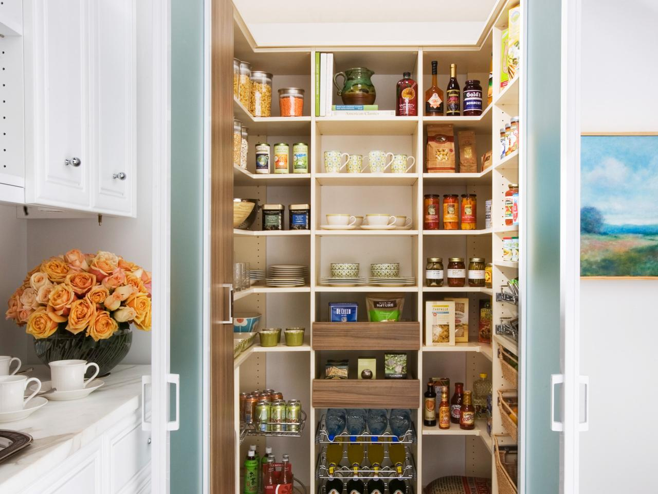 kitchen pantry pantry cabinet plans LZPSZFK