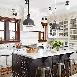 kitchen pendant lighting: the basics VBYXSVU