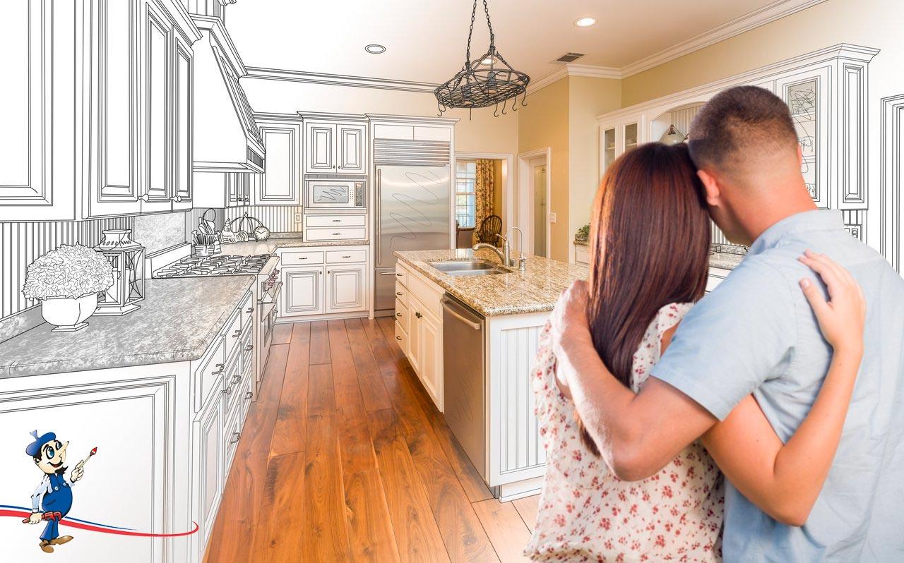 kitchen remodeling LOEHERC