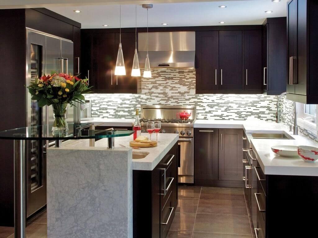kitchen renovation ideas ... diy small kitchen remodeling ... LDOSPGC
