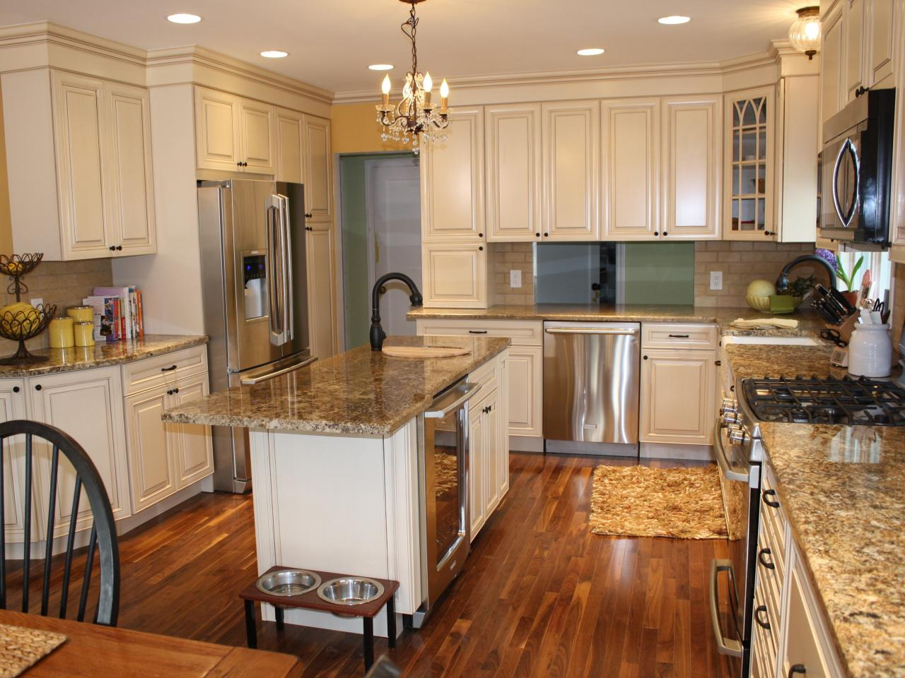kitchen renovation ideas kitchen after WUYWPTB