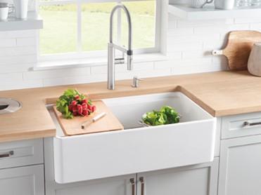 kitchen sink blanco fireclay kitchen sinks KHAMPUG