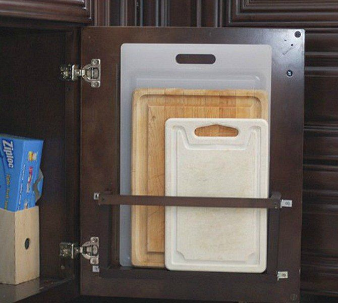 kitchen storage ideas 10 hidden spots in your kitchen you could be using for storage SATIZGY