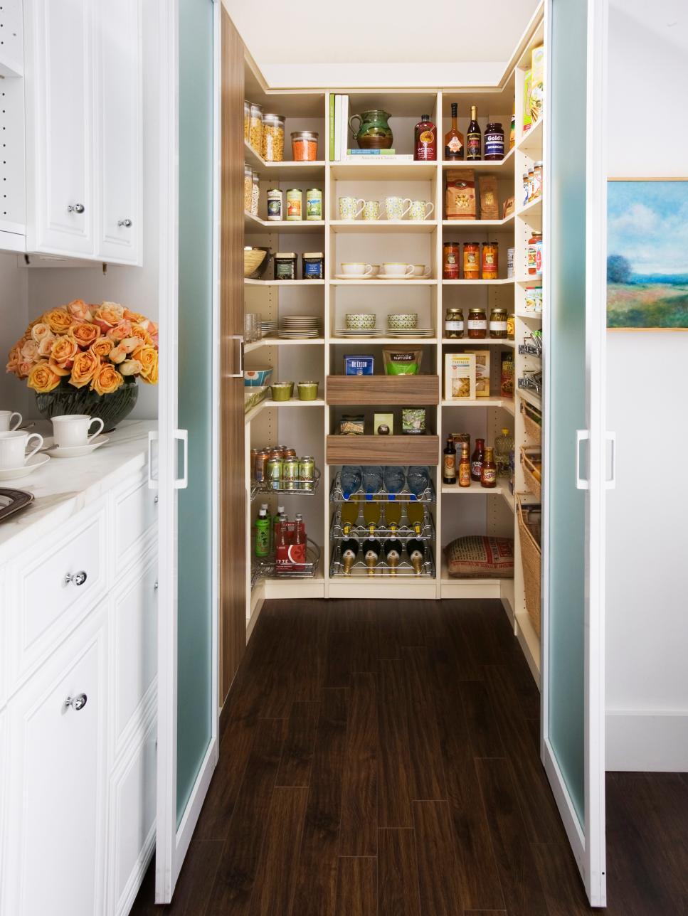 kitchen storage ideas | hgtv FFWQXBA