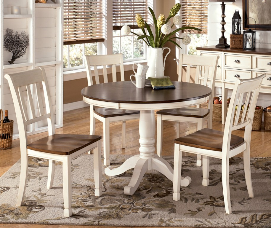 kitchen tables sets varied round dining table sets and their kinds: simple dining set wooden MJQUPOL