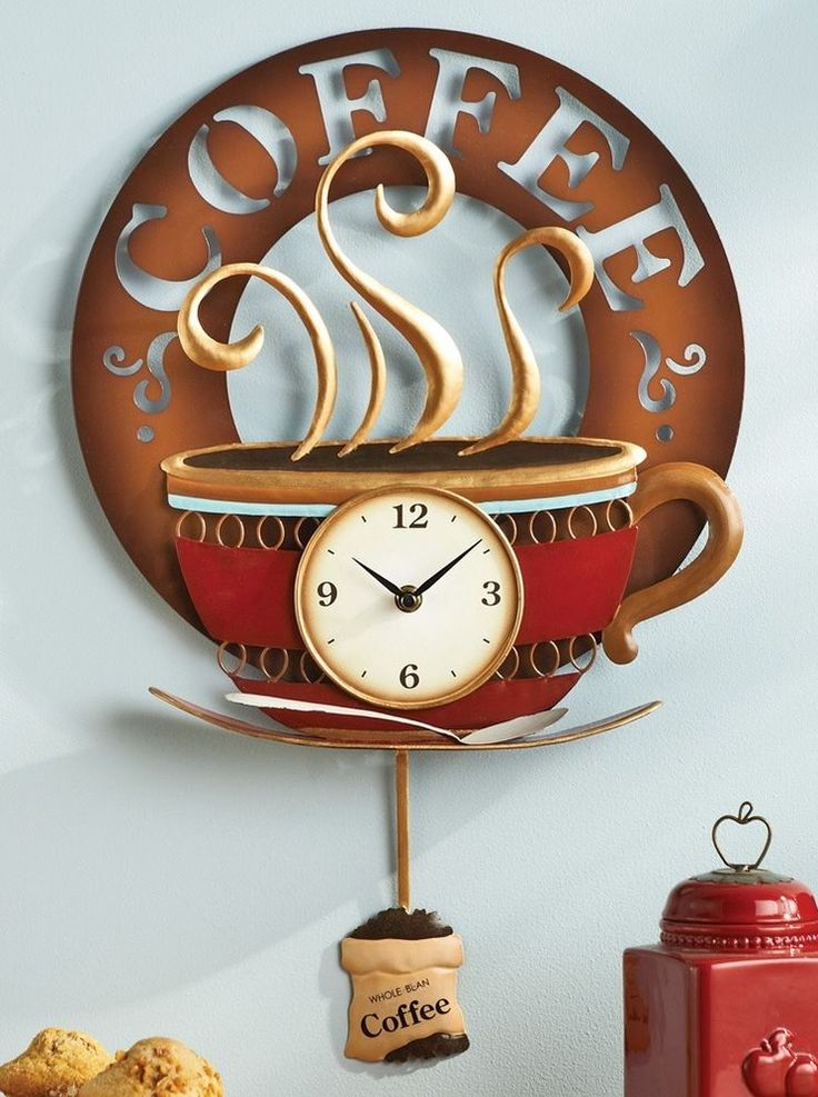 Keep time under your control while cooking: kitchen wall clocks