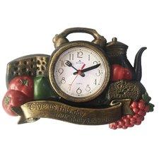 kitchen wall clocks wall clocks youu0027ll love | wayfair SAZUYJP