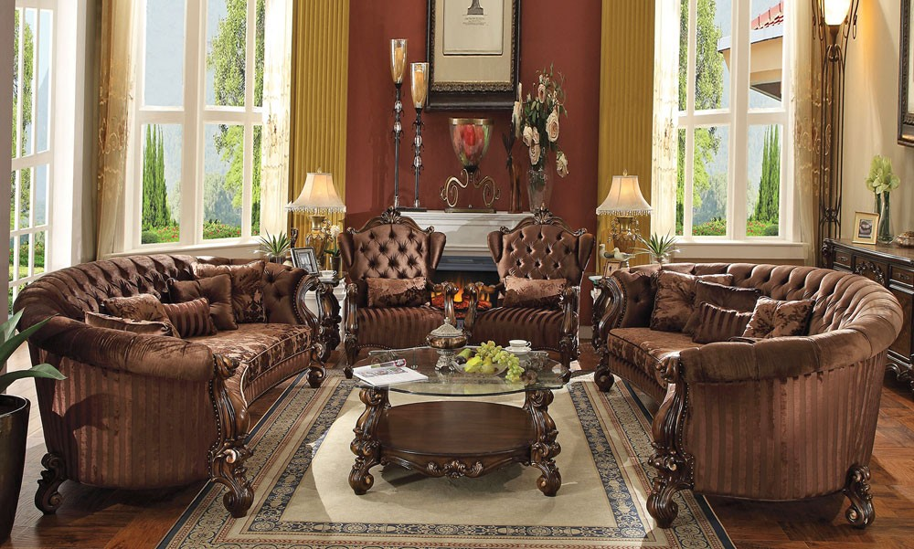 kodie traditional style oversized sofa PVGDEHT