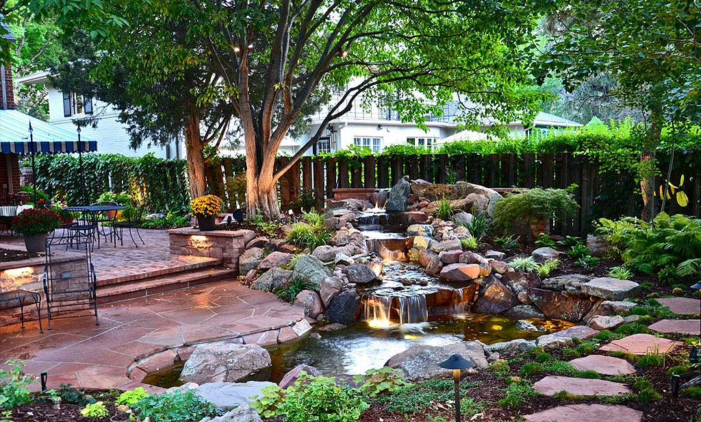 landscape designs to create your own beautiful outdoor home design ideas 14 WKACRHX