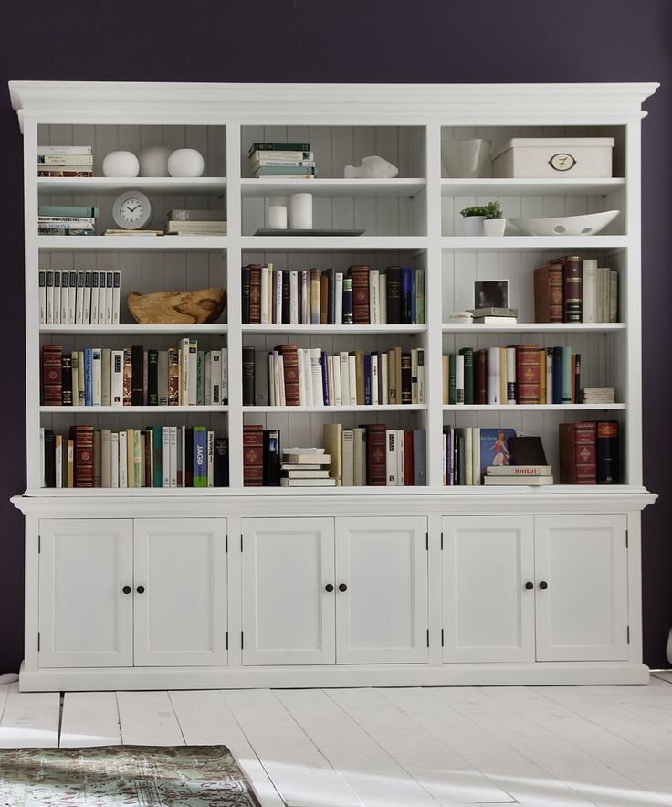 Tips to select large bookcase to arrange your books
