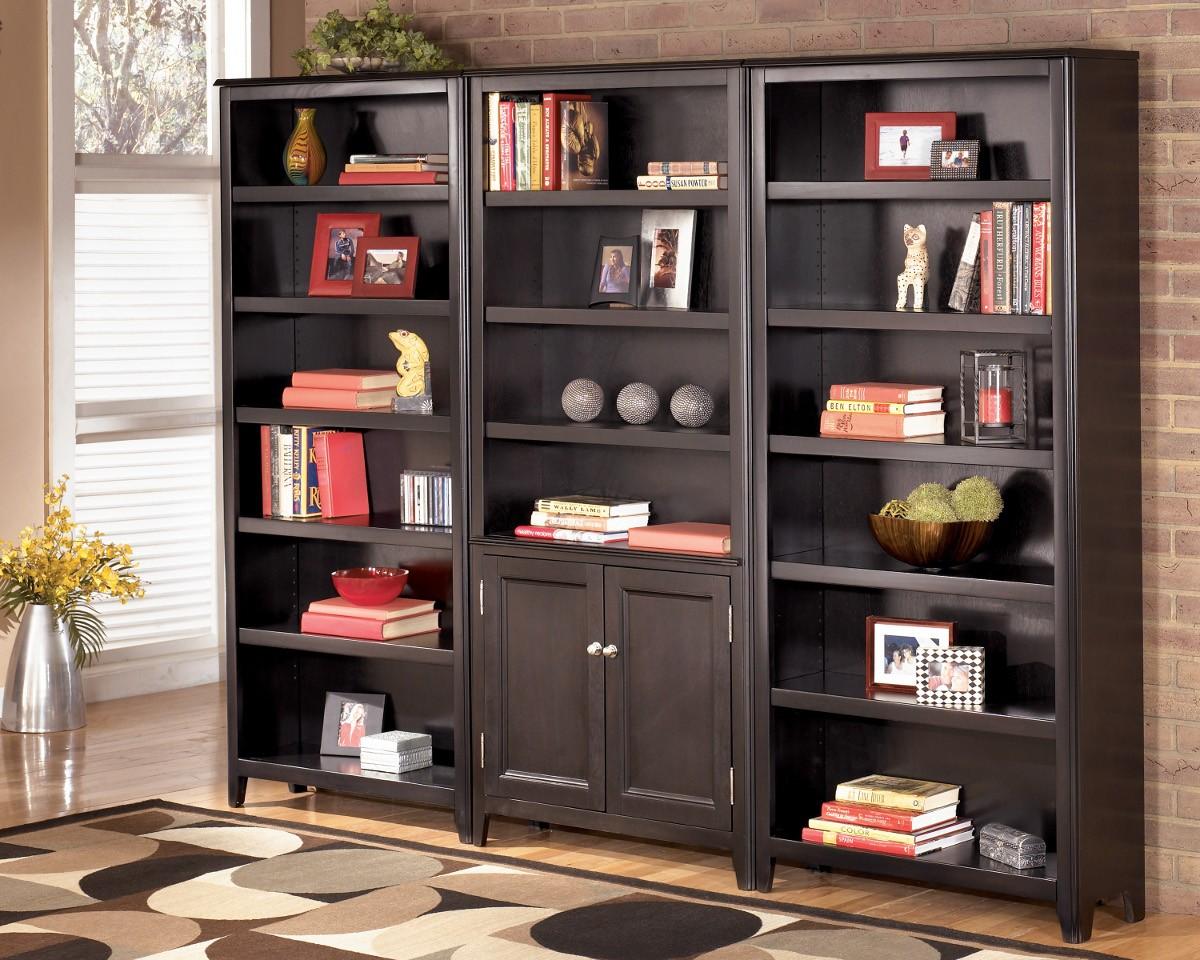 large bookcase more views QALUREX