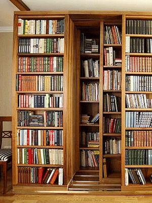 large bookcase, sliding bookcases and shelves VCGXVLD