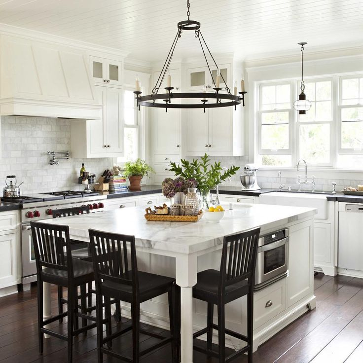 large kitchen island find this pin and more on kitchen remodel. AJGAAHP