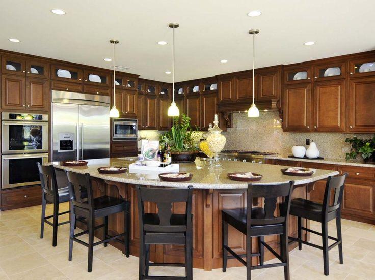 large kitchen island kitchen island design ideas: pictures, options u0026 tips UBIPKLB
