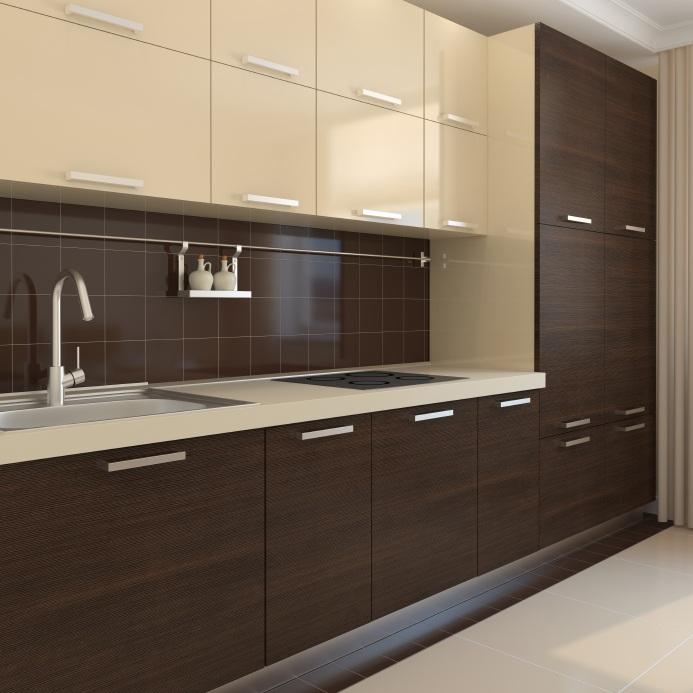 latest kitchen designs ... kitchen design, amazing brown rectangle modern wood latest kitchen  designs varnished AJPOOXN