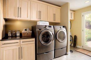 laundry room cabinets camel laundry room design JXMBGUI