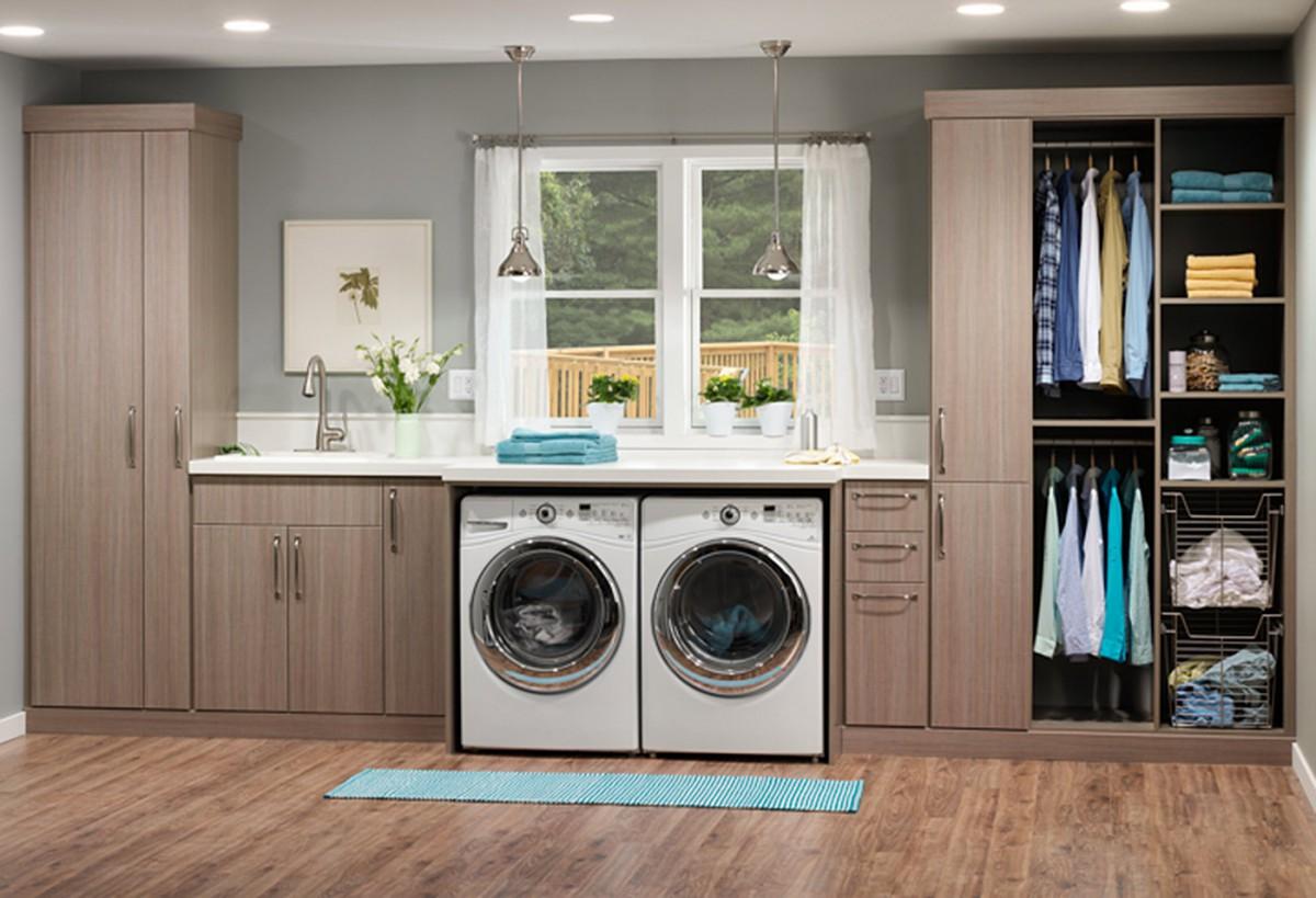 laundry room cabinets custom laundry room accessories u0026 organization DAFGNFZ