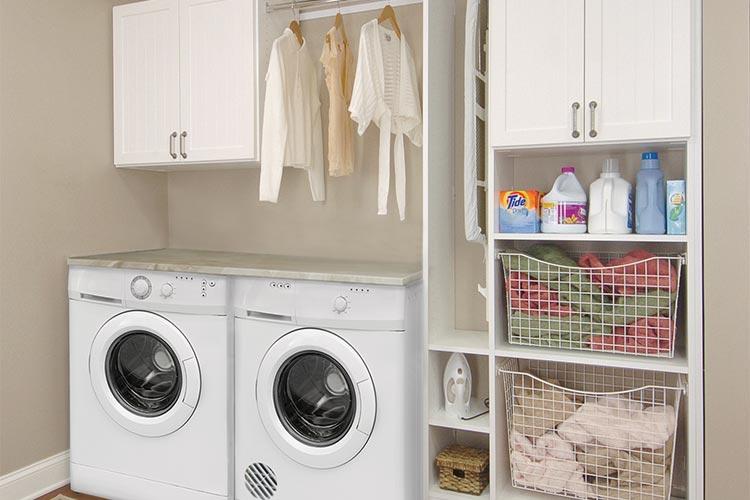 laundry room cabinets mixed laundry room RYOKEBL