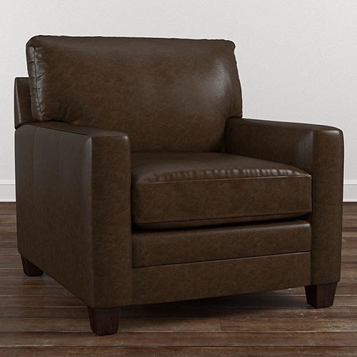 leather club chair american casual ladson chair TOESOWK