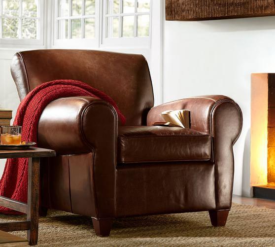 leather club chair manhattan leather armchair ELOJOMR