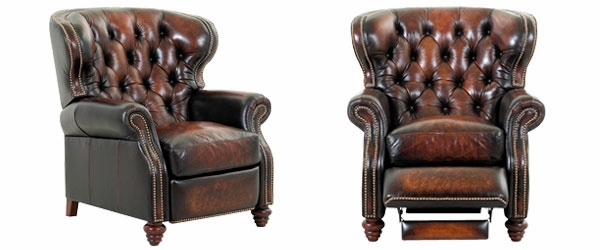 Buy leather recliner chairs for extra comfort