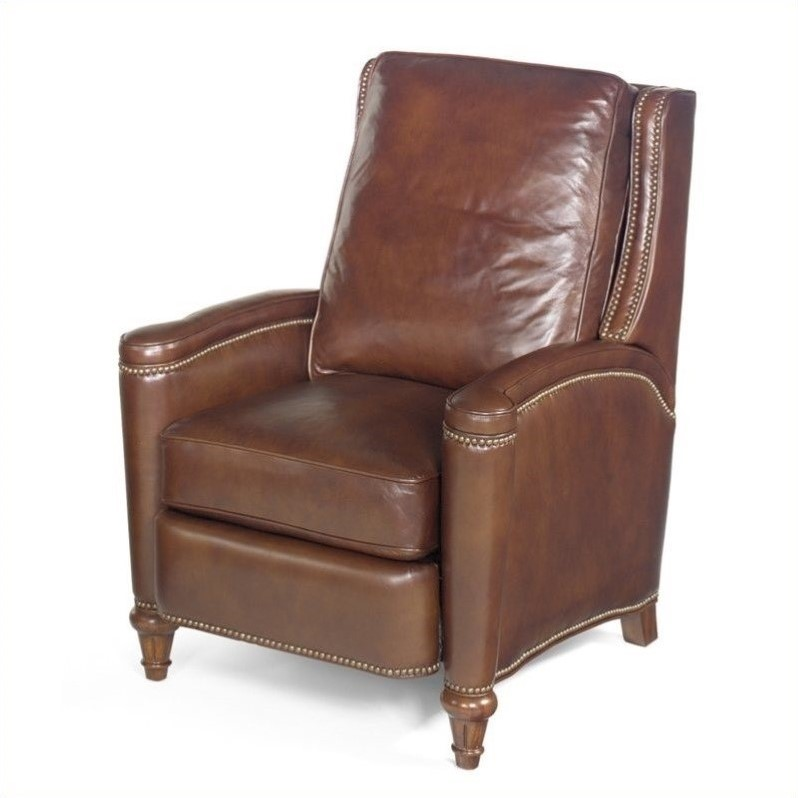 leather recliner chairs hooker furniture seven seas leather recliner chair in valencia arroz GYMZBLM