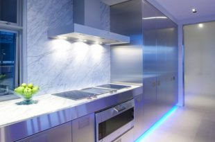 Led kitchen lighting 51 led kitchen lighting, beautiful green led light in kitchen led kitchen IMQCYFW