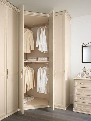 living a beautiful life ~ corner wardrobe u2026 XQGMZHK