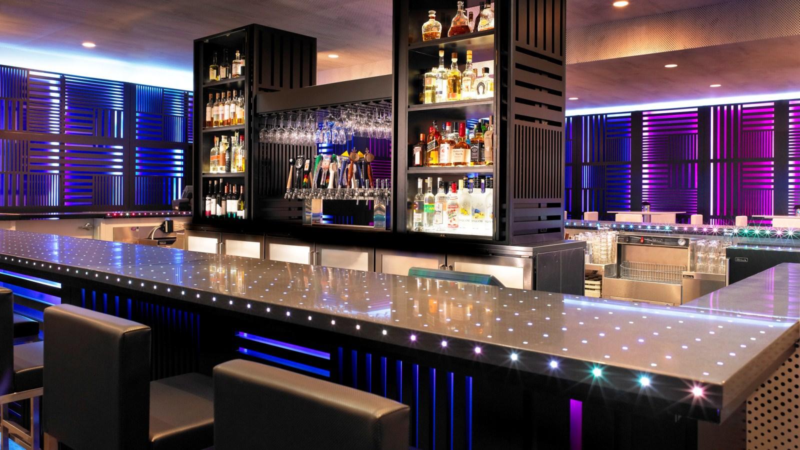 living room bar | w san francisco hotel BRNHEGX