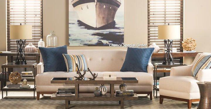 living room furniture chance special order room shot ... BELGCQP