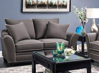 living room furniture loveseats CYYQKMK