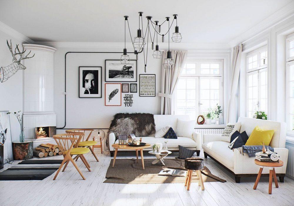 living room interior anna lysik MZEKFLA