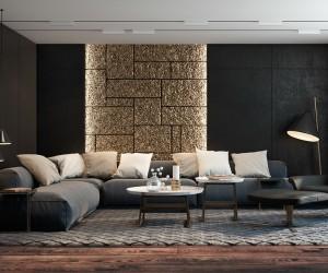 living room interior design living room designs · love monochromatic decor? KEVKEZR