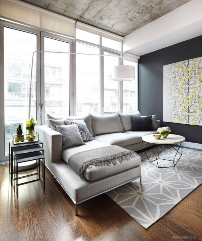living room interior design ... modern living room ... CJHFLKZ